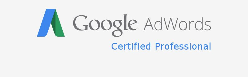adWords certifikat